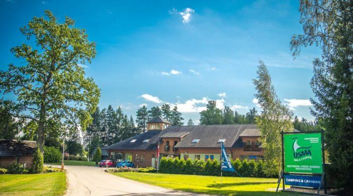 Usma SPA hotel&camping