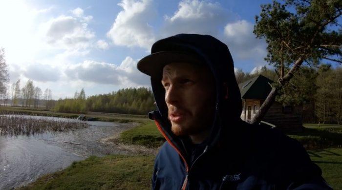 On The Hook Usmas ezerā