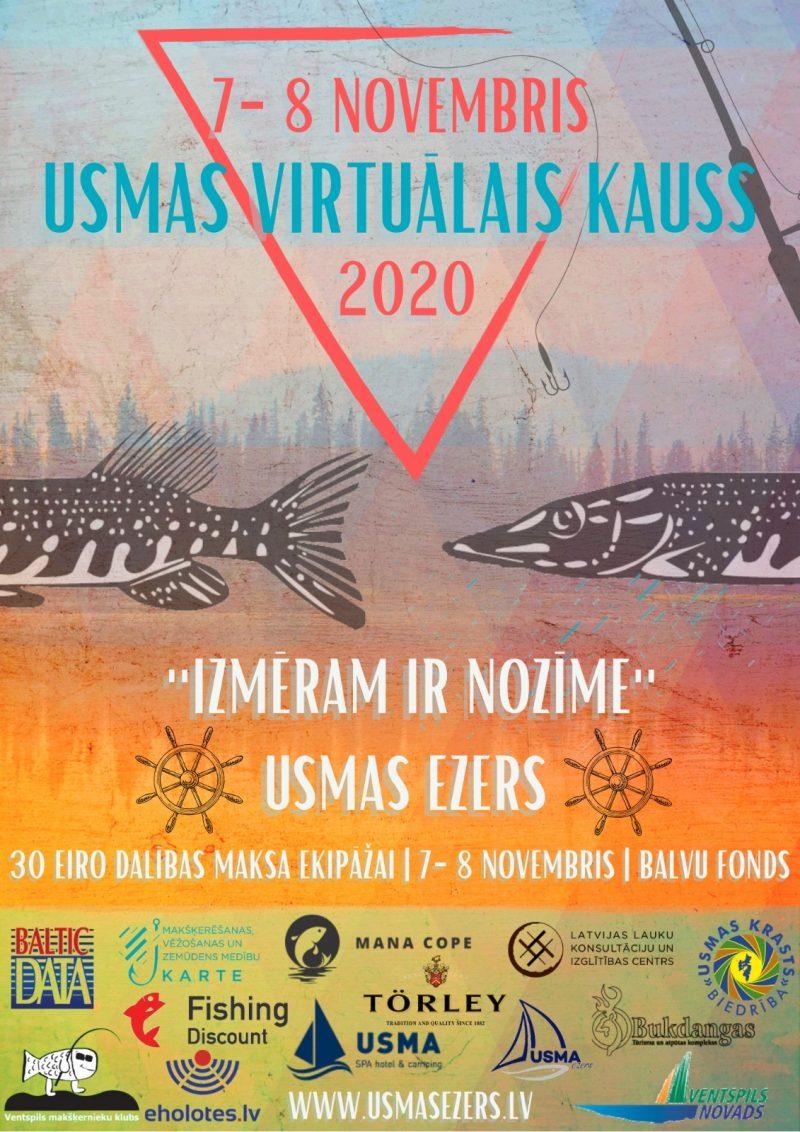 USMAS Virtuālais KAUSS 2020