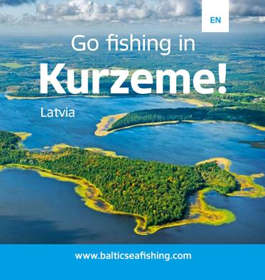 Go fishing in Kurzeme!
