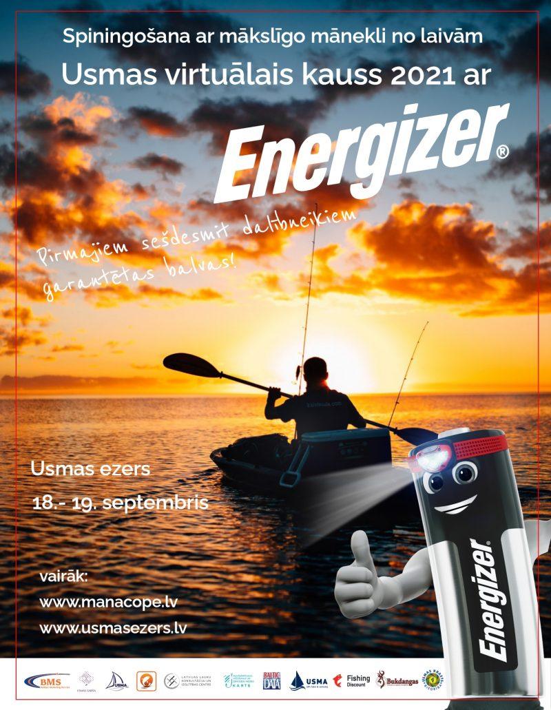 Energizer Usmas kauss 2021